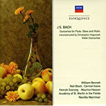 J. S. Bach: Concertos [Importado]