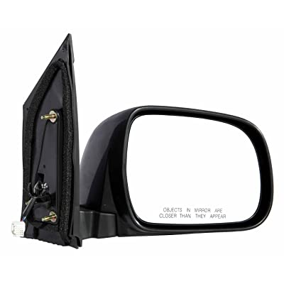Depo 312-5424R3EB Toyota Sienna Passenger Side Non-Heated Power Mirror: Automotive