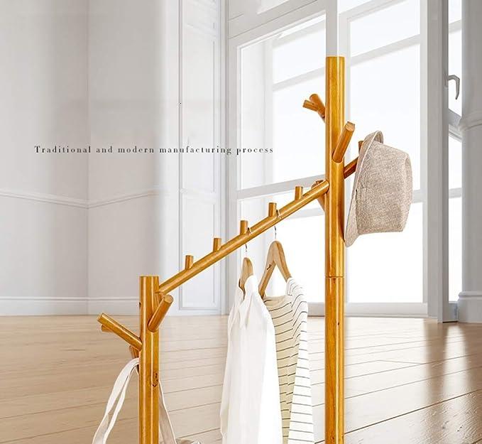 Ludage Decoración casera Europeo Simple sólida madera ...