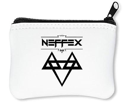 Neffex Logo Billetera con Cremallera Monedero Caratera ...