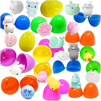Eggs Easter Squishy Soft Sensory Toys Stress Relief