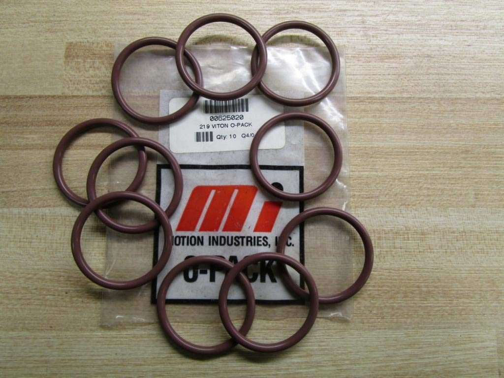 Motion Industries 219 O-Ring (Pack of 10) by Motion Industries