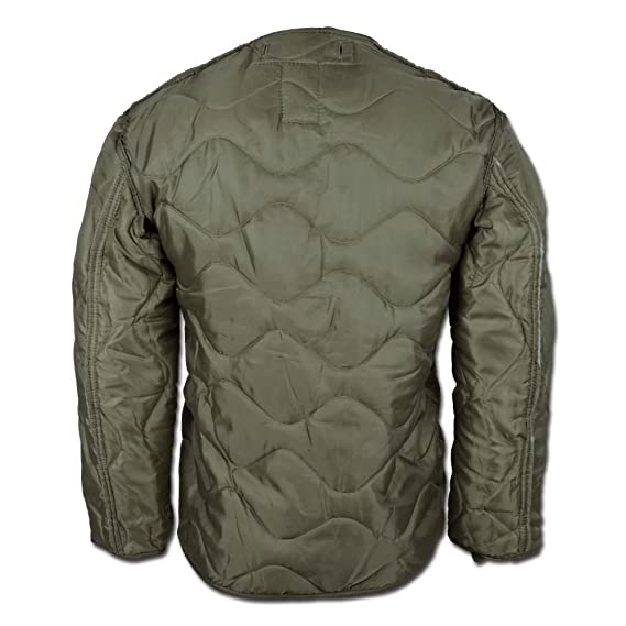 Amazon.com  Mil-Tec Classic US M65 Jacket Olive  Sports   Outdoors 1032e32fa3b