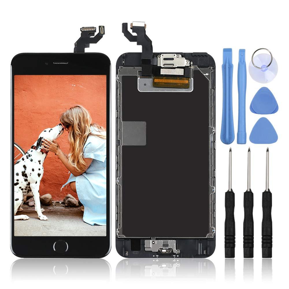 Modulo LCD Negro para IPhone 6s Plus 5.5 Inch -701