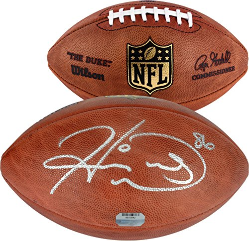 Hines Ward Pittsburgh Steelers Autographed Pro Football - Fanatics Authentic Certified - Autographed Footballs