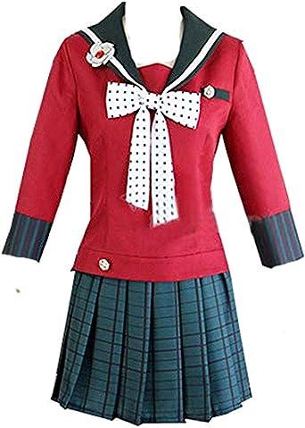 Danganronpa V3 Harukawa Maki Killing Harmony School Uniform Cosplay