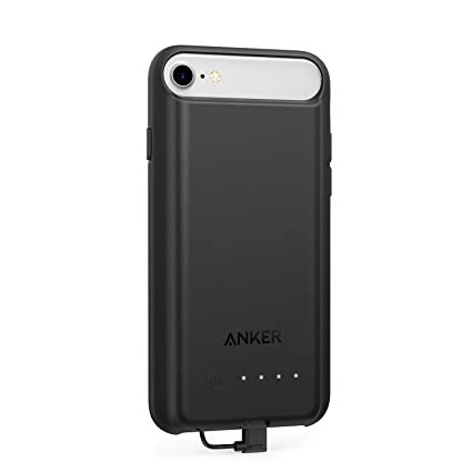 cheaper 69078 6237b Amazon.com: Anker PowerCore Case for iPhone 7 (4.7 inch), iPhone 6 ...