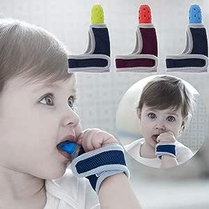 para el cuidado de la mu/ñeca Protector de dedos para beb/é para el pulgar ShowkingL