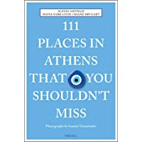 111 Places in Athens That You Shouldn't Miss (111 Places/111 Shops)