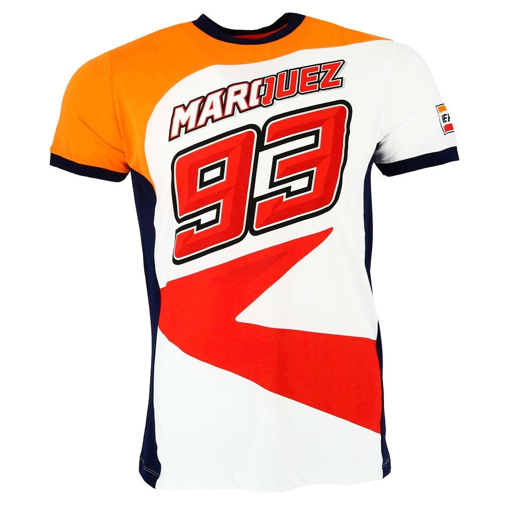 REPSOL Tee Shirt Marc Marquez MM93 Officiel Honda