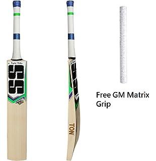 e5261d20856 SS TON T20 LEGEND English Willow Cricket Bat - 2018 Edition (Free Extra GM  Matrix