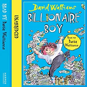 Billionaire Boy Audiobook