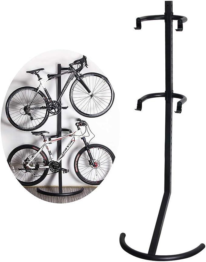 OTENGD Soporte de Bicicleta por Gravedad, portabicicletas de Pared ...