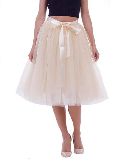 Faldas para Mujer Casual Moda De Verano Falda para Mujer Ropa ...