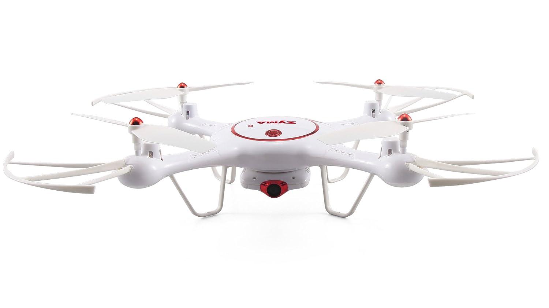 Tobar 28125 X5UC Drone con cámara, Color Blanco: Amazon.es ...