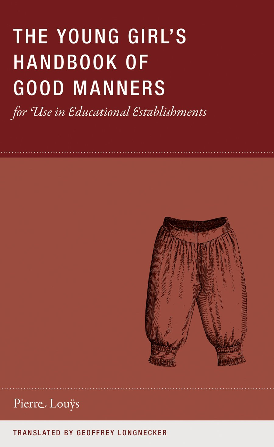Amazon The Young Girls Handbook Of Good Manners For Use In
