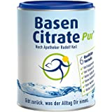 BasenCitrate Pur nach Apotheker Rudolf Keil - Basenpulver, 216 g Dose