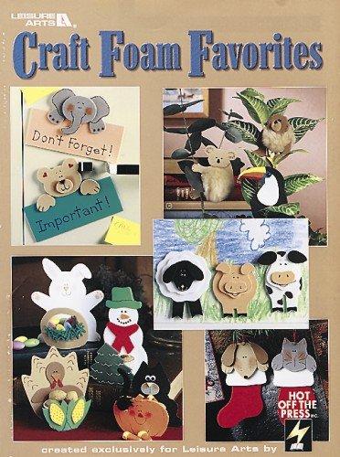 Craft Foam Favorites  (Leisure Arts #1824)