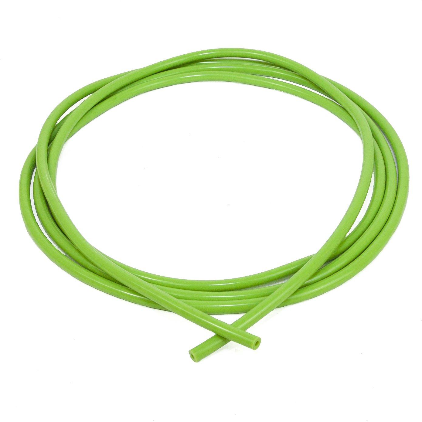 Ramair Filters vac3 mm-3 m-gr Manguera de vací o, de silicona, 3 mm x 3 m), color verde 3mm x 3m) Ramair Filters Ltd VAC3MM-3M-GR