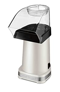 Cuisinart CPM-100WMSLTFR White (Certified Refurbished) Hot Air Popcorn Maker One Size