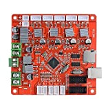 KKmoon Anet A1284-Base Control Board Mother Board Mainboard DIY Self Assembly 3D Desktop Printer RepRap i3 Kit