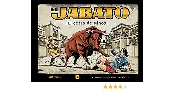 El Cetro de Minos! Las nuevas aventuras de El Jabato 3: Amazon.es ...