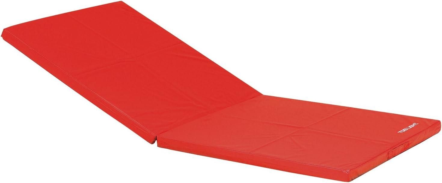 TOEI LIGHT(トーエイライト) スポーツ軽量マットF 赤 T1268R