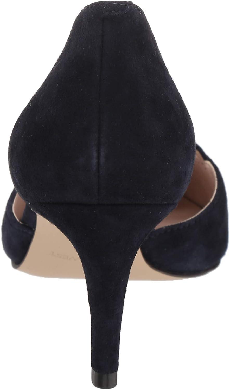 NINE WEST Womens Suitup Suede Pump