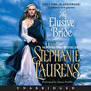 The Elusive Bride Audiobook