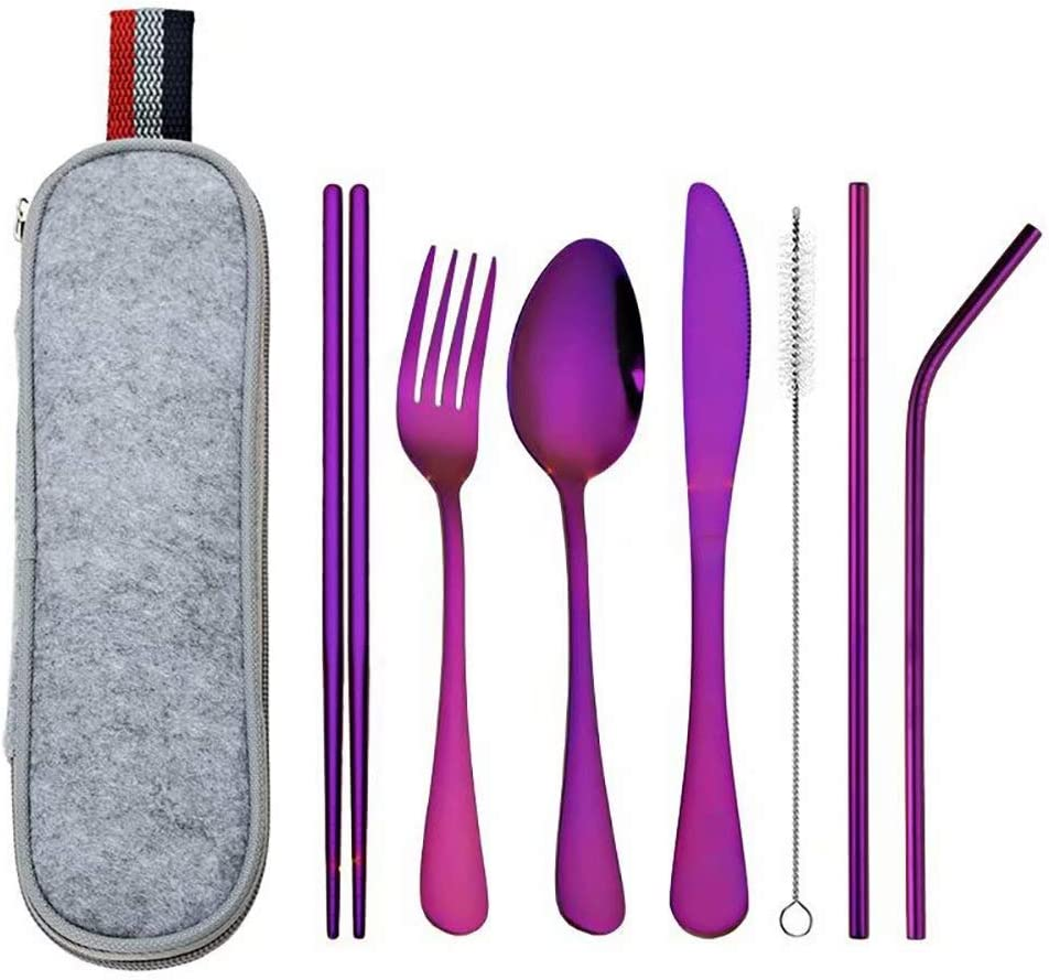 UniSweet Travel Utensils Set