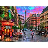 Ravensburger Parisian Sunset 500 Piece Puzzle