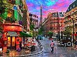 Ravensburger Parisian Sunset 500 piece puzzle
