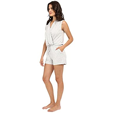 53c1b249a7b1 Amazon.com  UGG Womens Kami Lounge Romper  Clothing