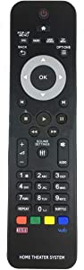 PROROK New Remote Control fit for Phillips Home Theater System HTS3541 HTS3564 HTB3581/93 HTS3580/93 HTB3560K/9