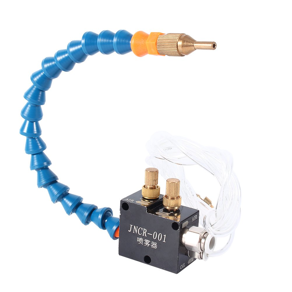 8mm Mist Coolant Lubrication Spray System Air pipe for Lathe Milling Machine