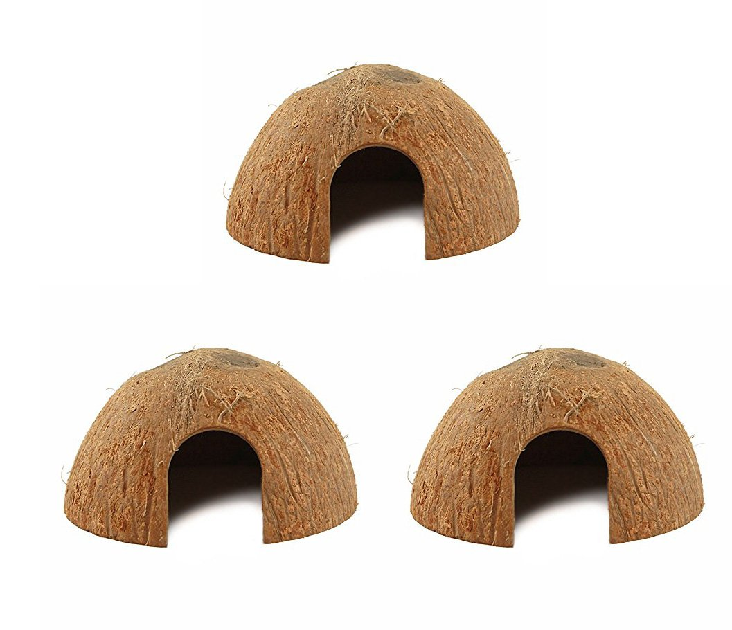 Pangea Coconut Hide For Reptiles or Fish
