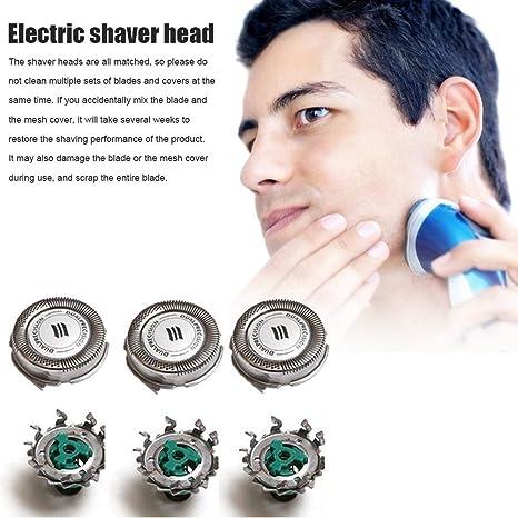 Brownrolly Cabezal de Afeitar eléctrico de Cabeza de afeitadora de ...