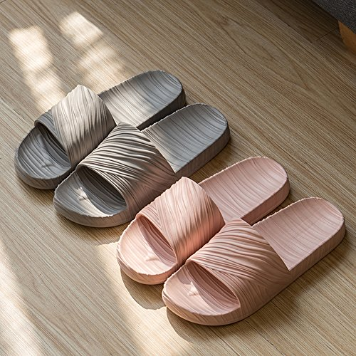 Azul cielo Massage Men's with Bathroom Women Slippers Fashion Indoor and Slipper Sandal Non Summer Slip Foot Slipper Zwxq7aa