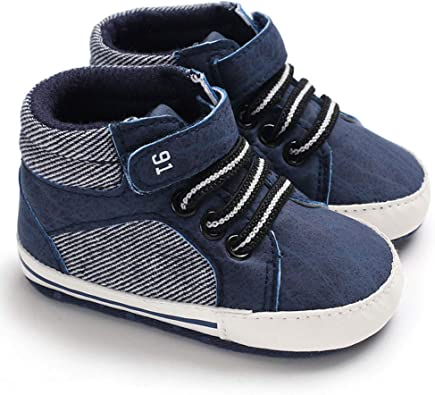 Infant Baby Boy Shoes Canvas
