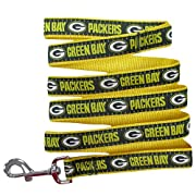 Pets First Green Bay Packers Pet Leash, Large