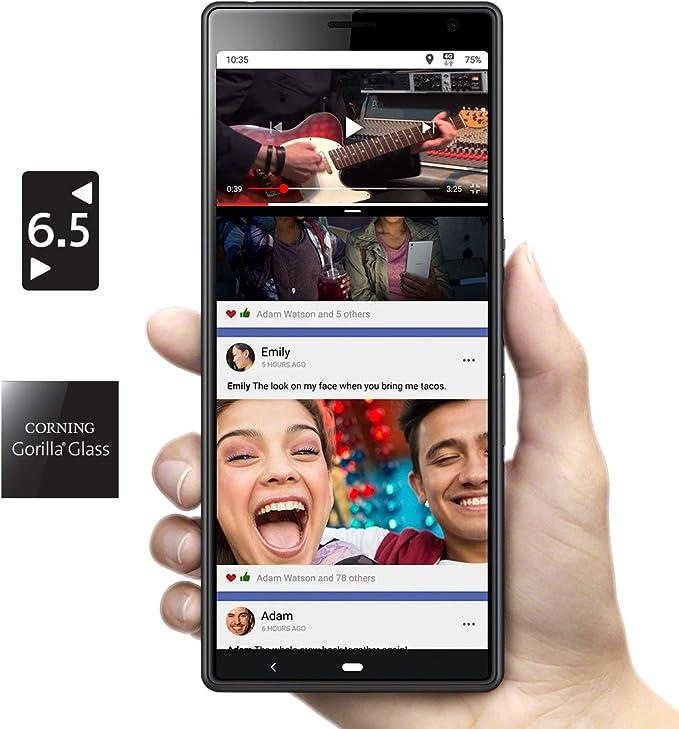 Asus ROG Phone 3 Strix Para Sony Xperia 1 funda universal de neopreno a prueba de golpes para Huawei Mate 20X para Asus ROG Phone II ZS660KL ROG Phone 3 Xperia 10 Plus bolsa de tel/éfono