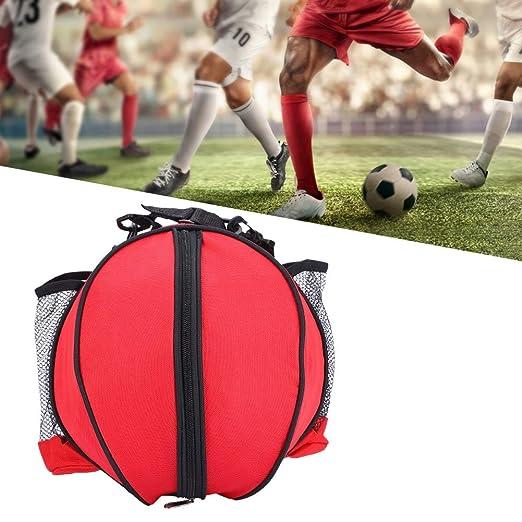 Eurobuy Mochila Ligera para balón de Baloncesto, fútbol, Voleibol ...