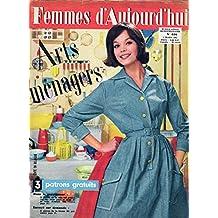 Femmes d'Aujourd'hui n° 826 - 2 mars 1961 - Buffalo Bill et Petite-Souris (1/2)/Le Chevalier Printemps (30)
