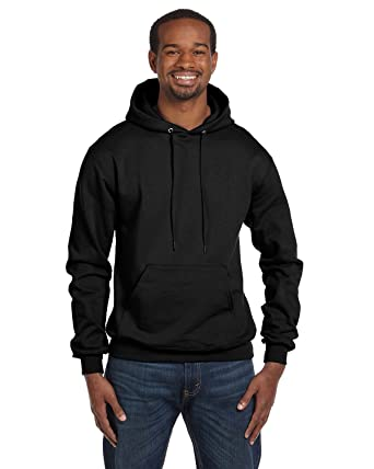 Champion Hooded Sweatshirt at Amazon Men s Clothing store  Athletic ... 3e1ae933fca