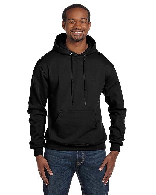 7dade81ed458 Champion Eco® 9 oz. Pullover Hood  Amazon.co.uk  Clothing