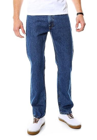 31e27675e36 Image Unavailable. Image not available for. Color  Levi s 505 Regular Fit  Jeans Medium Stonewash