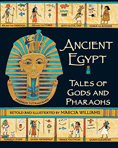 Ancient Egypt: Tales of Gods and Pharaohs -