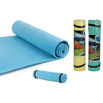 Color Baby - Esterilla Aislante para Camping, 180 x 50