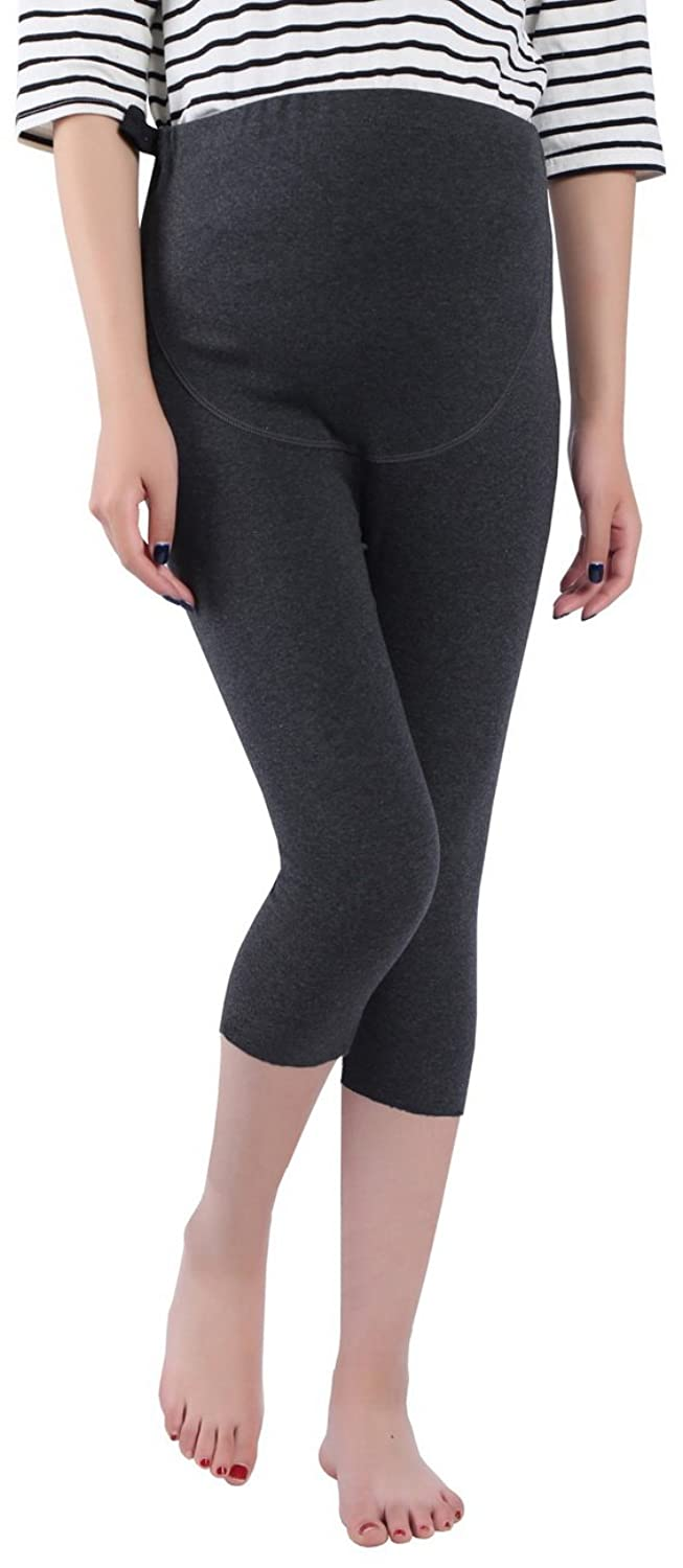 f0718edb29806 Online Cheap wholesale Foucome Womens Over The Belly Super Soft Support  Maternity Capri Leggings Tights & Hosiery Suppliers