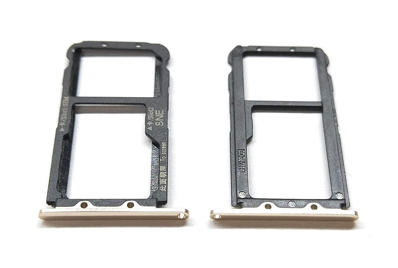 Desconocido Bandeja SIM para Huawei Mate 20 Lite Color Oro ...